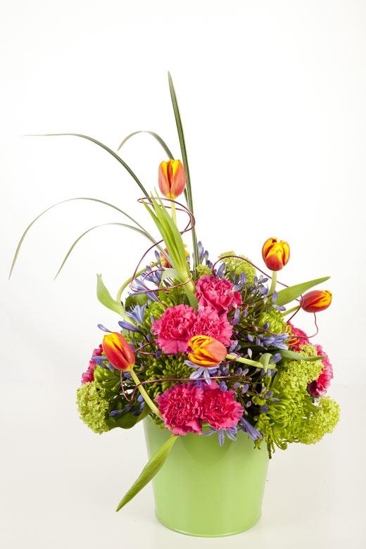 Wedding Flowers In Cornwall : Wedding flowers cornwall colour splash