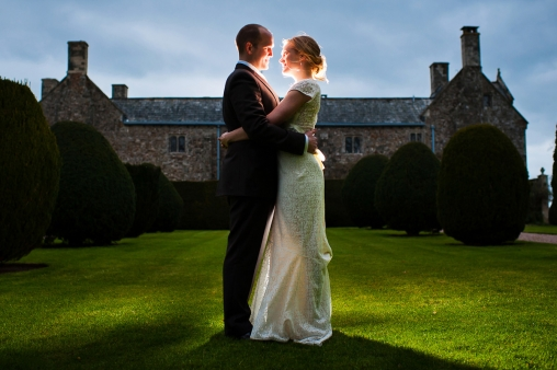 Real Wedding At Cadhay House Devon