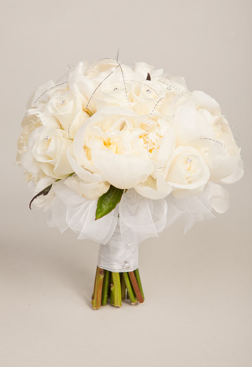 Wedding Flowers White