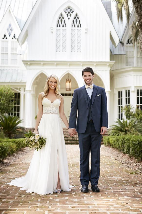 Martina Liana Separates At Sam Cox Bridalwear