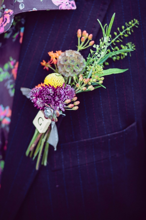 Wedding Flowers Devon Buttonholes