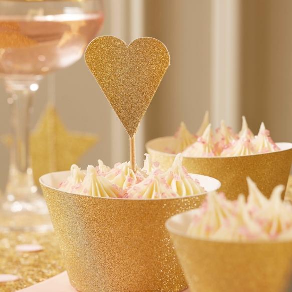 Heart Shaped Wedding Ideas