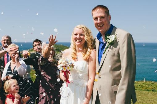 Real Wedding At Carnmarth Hotel, Cornwall