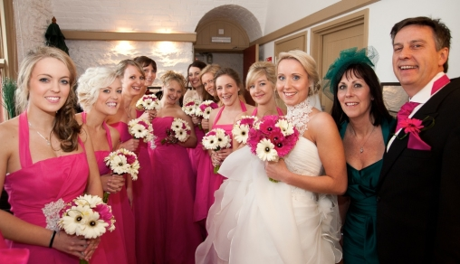 Pimm hill wedding