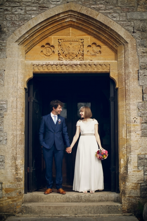 Wedding At Huntsham Court Devon