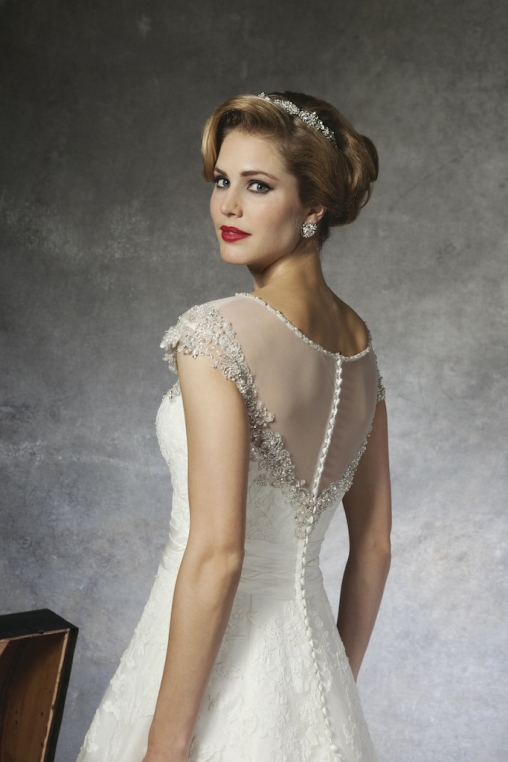 Justin Alexander Vus Bridal